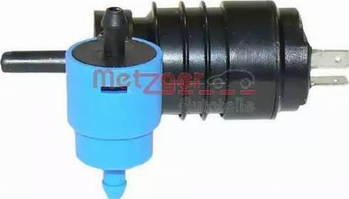 Metzger 2220002 - Водяной насос, система очистки окон car-mod.com