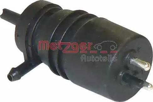 Metzger 2220009 - Водяной насос, система очистки фар car-mod.com