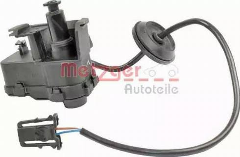 Metzger 2315000 - Актуатор, регулировочный элемент, центральный замок car-mod.com