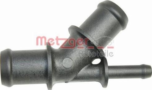 Metzger 4010064 - Фланец охлаждающей жидкости car-mod.com