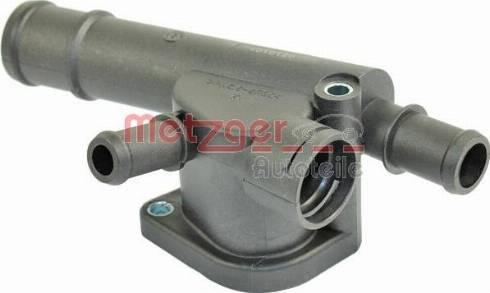 Metzger 4010120 - Фланец охлаждающей жидкости car-mod.com