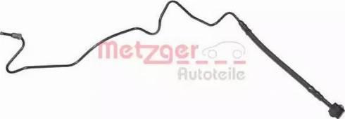 Metzger 4119355 - Тормозной шланг car-mod.com