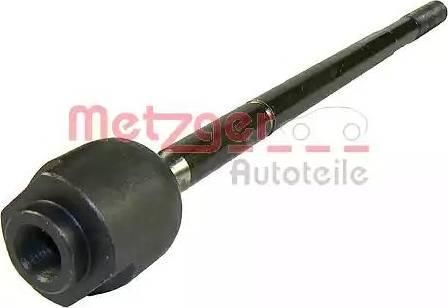 Metzger 51010708 - Осевой шарнир, рулевая тяга autodnr.net