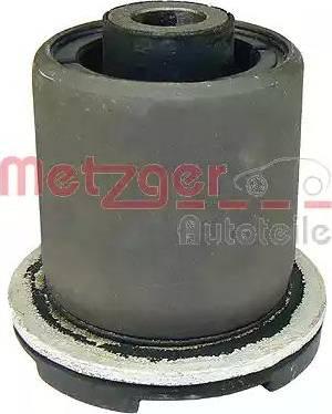 Metzger 52002208 - Сайлентблок, важеля підвіски колеса autocars.com.ua