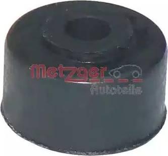 Metzger 52046608 - Stabilizatora uzmava, apakšējā klusuma bloķēšana car-mod.com