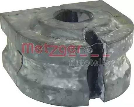 Metzger 52068208 - Втулка стабілізатора, нижній сайлентблок autocars.com.ua