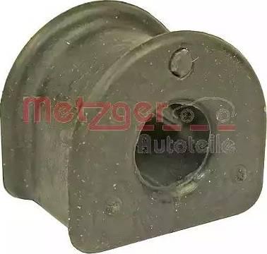 Metzger 52070509 - Втулка стабілізатора, нижній сайлентблок autocars.com.ua