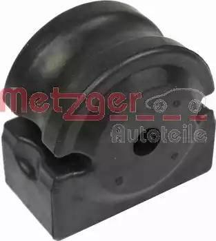 Metzger 52073609 - Втулка стабілізатора, нижній сайлентблок autocars.com.ua