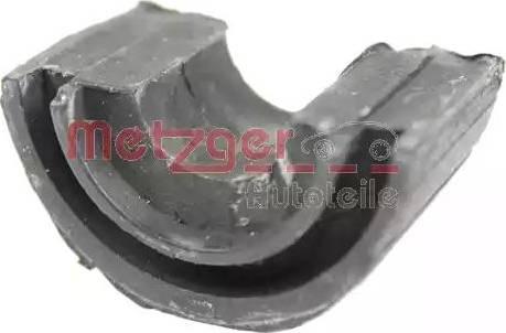 Metzger 52077008 - Втулка стабілізатора, нижній сайлентблок autocars.com.ua
