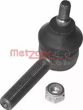 Metzger 54012408 - Наконечник рулевой тяги, шарнир car-mod.com