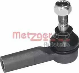 Metzger 54036908 - Наконечник поперечной рулевой тяги autodnr.net