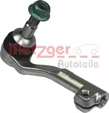 Metzger 54047511 - Наконечник рулевой тяги, шарнир car-mod.com