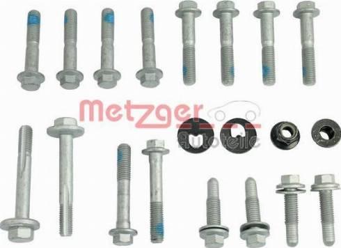 Metzger 55005249 - Монтажный комплект, рычаг независимой подвески колеса car-mod.com