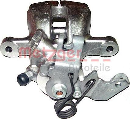 Metzger 6250020 - Тормозной суппорт autodnr.net
