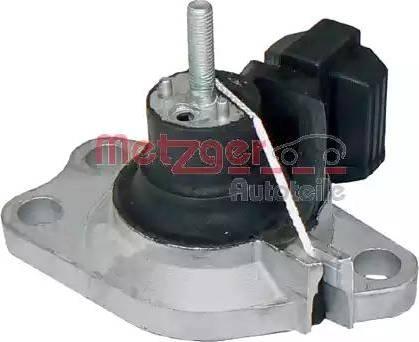 Metzger 8050741 - Подушка, підвіска двигуна autocars.com.ua