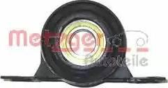 Metzger 8070142 - Центральная опора подшипника карданного вала car-mod.com