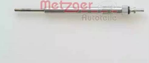 Metzger H5 015 - Свеча накаливания car-mod.com