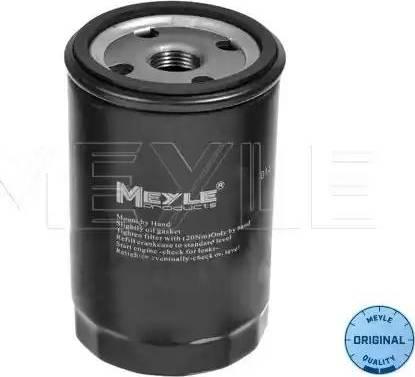Meyle 014 018 0001 - Масляний фільтр autocars.com.ua