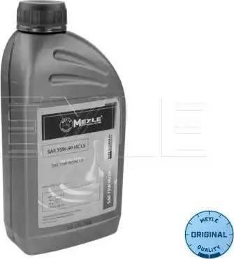 Meyle 0140192600 - Масло ступенчатой коробки передач car-mod.com