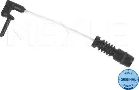 Meyle 014 054 0001 - Сигнализатор, износ тормозных колодок autodnr.net