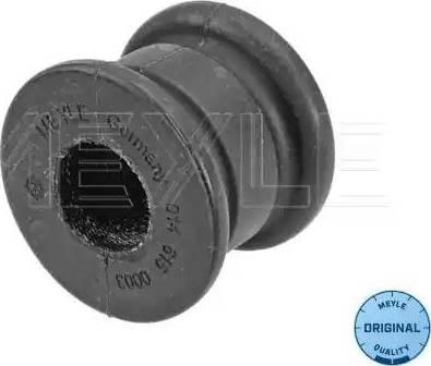Meyle 014 615 0003 - Втулка стабілізатора, нижній сайлентблок autocars.com.ua