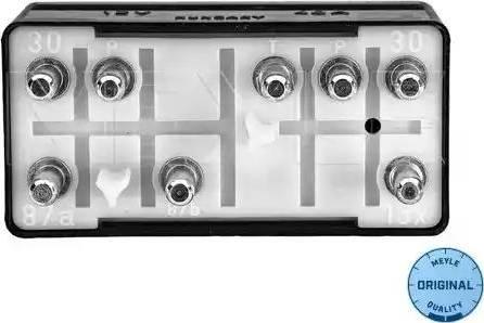 Meyle 014 830 0012 - Реле, продольный наклон шкворня вентилятора car-mod.com
