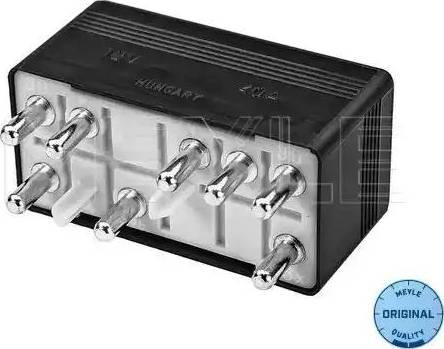 Meyle 0148300012 - Реле, продольный наклон шкворня вентилятора car-mod.com