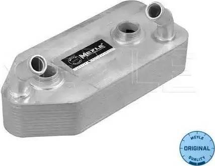 Meyle 100 038 0001 - Масляный радиатор, двигательное масло car-mod.com