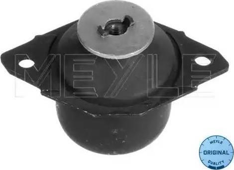 Meyle 100 199 0028 - Подушка, підвіска двигуна autocars.com.ua