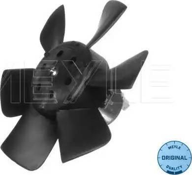 Meyle 1002360013 - Вентилятор, охлаждение двигателя car-mod.com