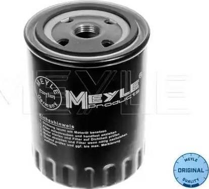 Meyle 100 322 0002 - Масляний фільтр autocars.com.ua