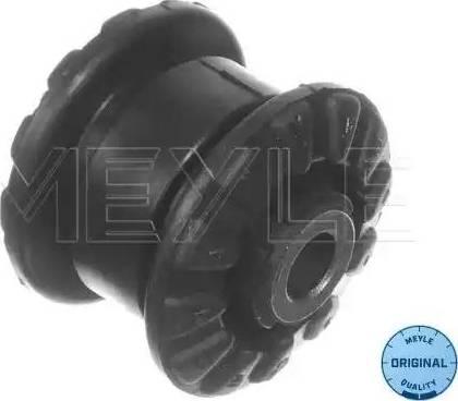 Meyle 100 407 0040 - Втулка, рычаг колесной подвески car-mod.com