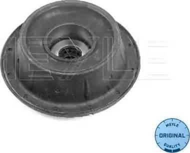Meyle 100 412 0000 - Опора стійки амортизатора, подушка autocars.com.ua