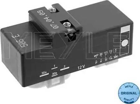Meyle 100 880 0019 - Блок управления, эл. вентилятор (охлаждение двигателя) car-mod.com