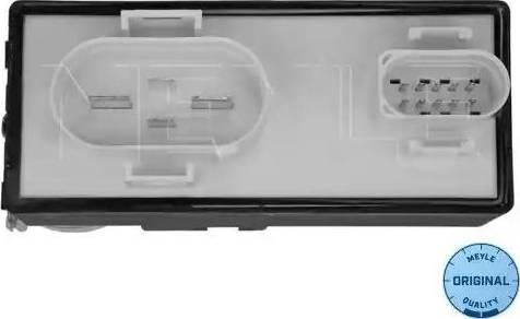 Meyle 1008800023 - Блок управления, эл. вентилятор (охлаждение двигателя) car-mod.com