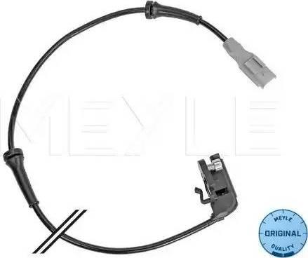 Meyle 11-14 800 0016 - Датчик ABS, частота вращения колеса autodnr.net