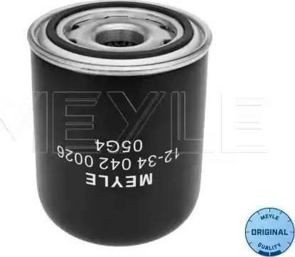 Meyle 12340420026 - Патрон осушителя воздуха, пневматическая система car-mod.com