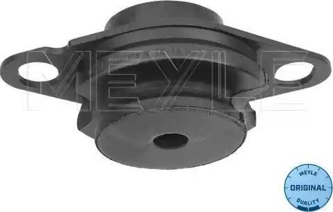 Meyle 16-14 030 0019 - Подушка, підвіска двигуна autocars.com.ua
