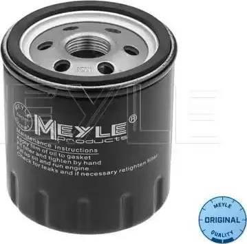 Meyle 16-14 322 0001 - Масляний фільтр autocars.com.ua