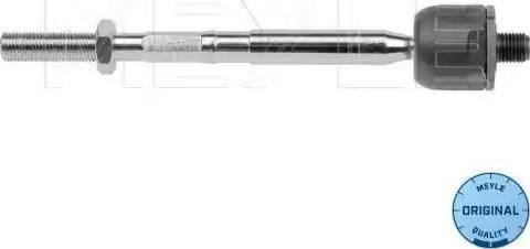 Meyle 16-16 031 0006 - Осевой шарнир, рулевая тяга car-mod.com