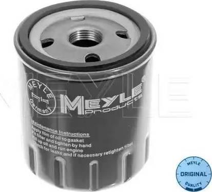 Meyle 214 322 0002 - Масляний фільтр autocars.com.ua