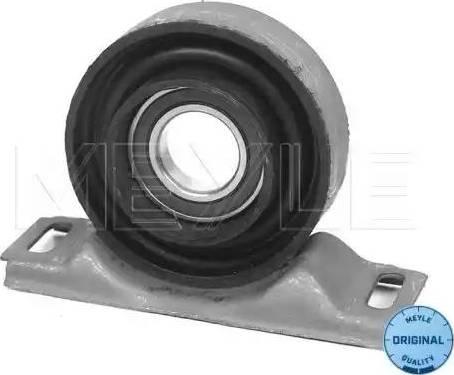 Meyle 3002612191S - Центральная опора подшипника карданного вала car-mod.com