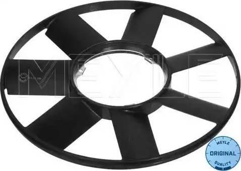 Meyle 314 115 2106 - Крыльчатка вентилятора, охлаждение двигателя car-mod.com