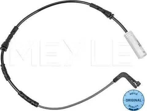 Meyle 314 527 0032 - Сигнализатор, износ тормозных колодок car-mod.com