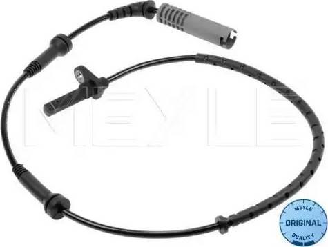 Meyle 314 899 0032 - Датчик ABS, частота вращения колеса autodnr.net
