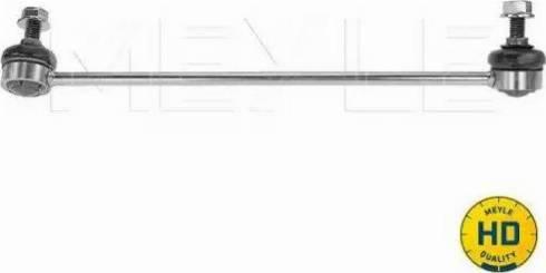 Meyle 316 060 0005/HD - Тяга / стійка, стабілізатор autocars.com.ua