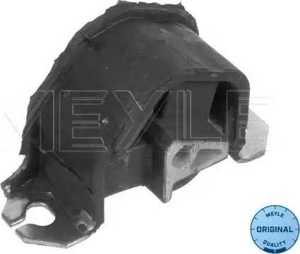 Meyle 614 682 0001 - Подушка, підвіска двигуна autocars.com.ua