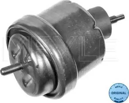 Meyle 614 684 0021 - Подушка, підвіска двигуна autocars.com.ua