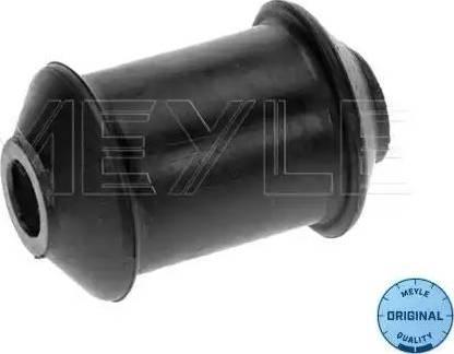 Meyle 714 610 0003 - Втулка, важіль колісної підвіски autocars.com.ua