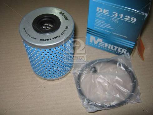 Mfilter DE 3129 - Паливний фільтр autocars.com.ua